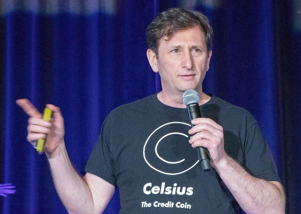 Alex Mashinsky, le patron de CELSIUS