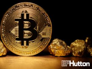 EF Hutton crypto launch