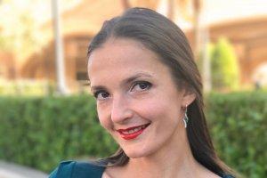 Crypto superwoman Irina Litchfield