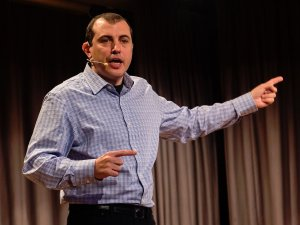 Top influencer Andreas Antonopoulos