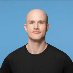 top cryptocurrency influencers brian armstrong