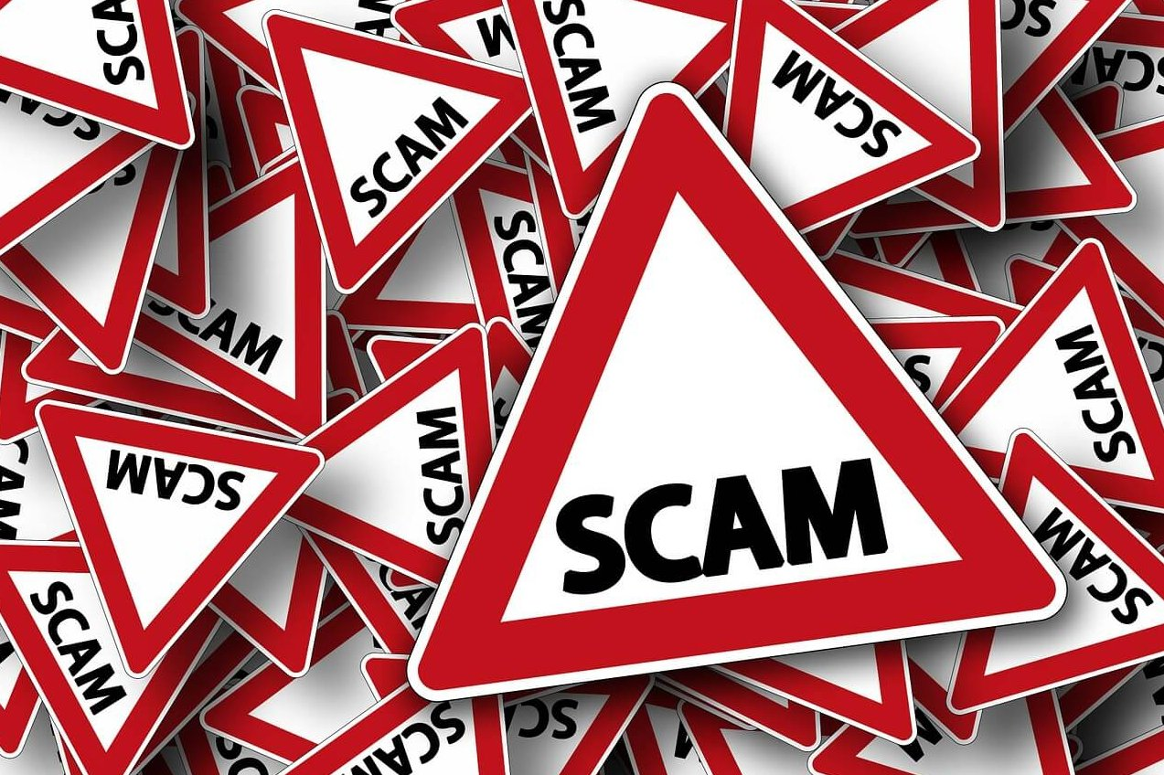 More crypto scams detected
