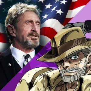 Top crypto influencer John McAfee