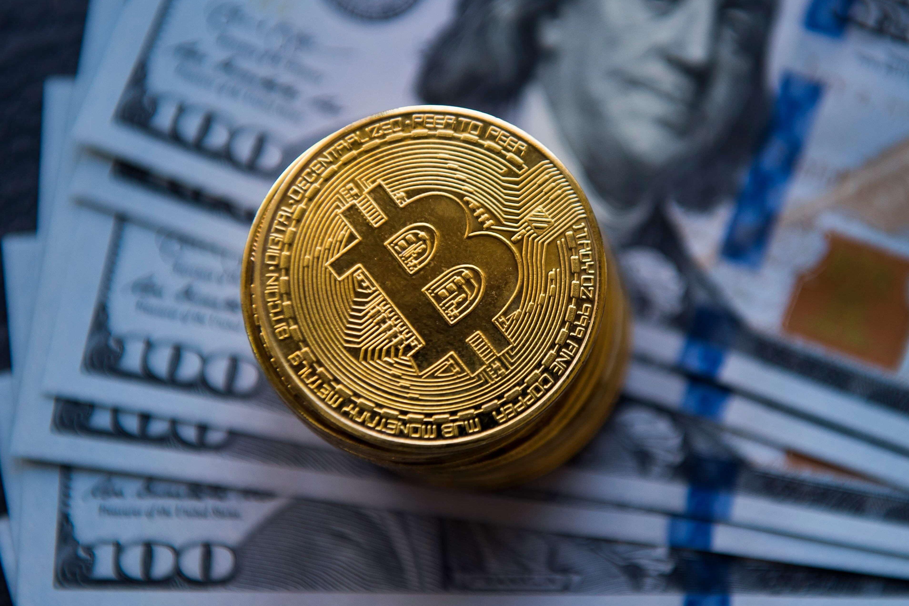 Bitcoin maišytuvas