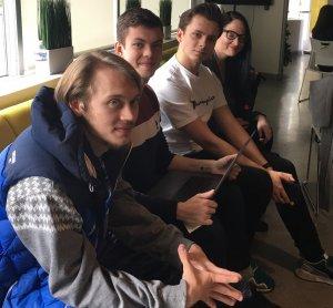 Button team