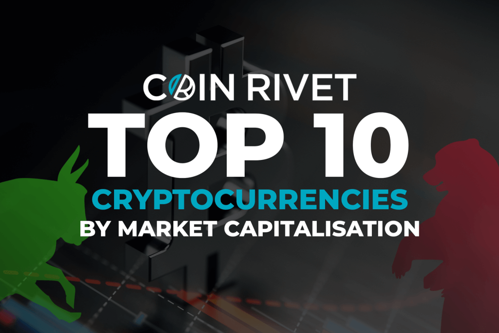 top 10 cryptocurrency list with price