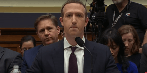 Zuckerberg defends Libra