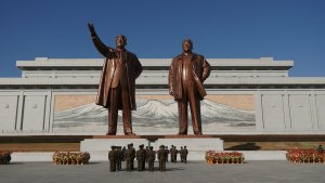 North Korea Sanctions Cryptocurrency