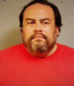 Police photo of Mark Scott