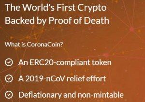CoronaCoin