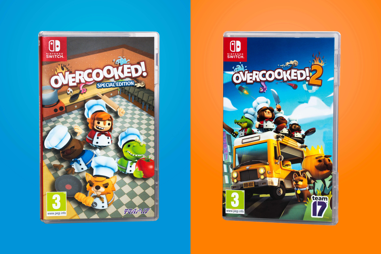 overcooked video games
